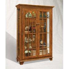 ColorTime Monterey Curio Cabinet