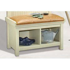 ColorTime Croft Hall Organizer Bottom in Sand Shell White