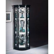 Auberge Corner Curio Cabinet