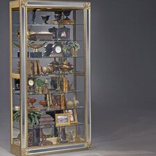 <strong>Philip Reinisch Co.</strong> Reflection Curio Cabinet
