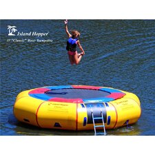 15' Classic Heavy Commercial Water Trampoline