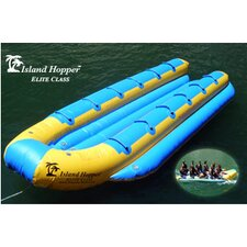 12 - Passenger Elite Class Heavy Commercial Side By Side Banana Boat Taxi