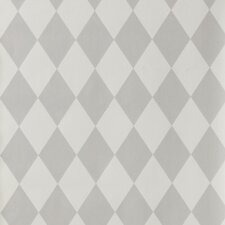 <strong>ferm LIVING</strong> Harlequin Geometric Wallpaper