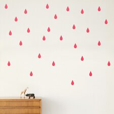 <strong>ferm LIVING</strong> Mini Drops Wall Decal