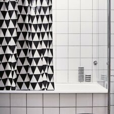 Triangle Shower Curtain