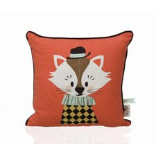 <strong>ferm LIVING</strong> Aristo Katt Organic Cotton Pillow