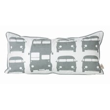 <strong>ferm LIVING</strong> Kids Rush Hour Organic Cotton Pillow