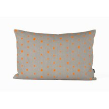 Dotted Organic Cotton Accent Pillow
