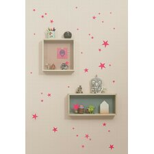 Mini Stars Wall Decal