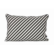 Striped Organic Cotton Cushion