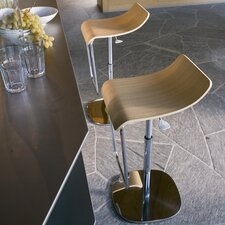 Gas Adjustable Swivel Barstool