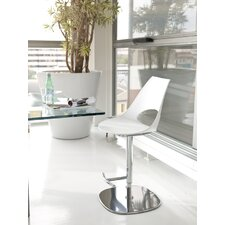 "<strong>Bontempi Casa</strong> Shark 22"" Adjustable Bar Stool"