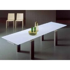 <strong>Bontempi Casa</strong> Mistral 3 Piece Dining Table Set with Linda Chairs
