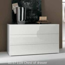 <strong>Bontempi Casa</strong> Lux 3 Drawer Dresser