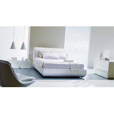 <strong>Bontempi Casa</strong> Portofino Queen Storage Platform Bed