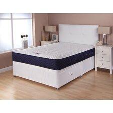 Catalina Super Coil Memory Foam Divan Bed