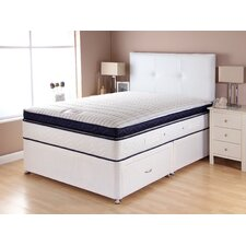 Catalina Box Top Pocket 1000 Divan Bed