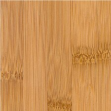 "Horizontal 3-3/4"" Solid Hardwood Bamboo Flooring in Toast"