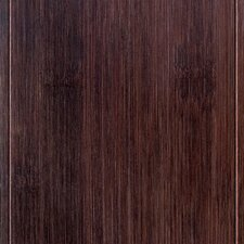 "4-3/4"" Solid Hardwood Bamboo Flooring in Walnut"