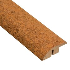 "0.5"" x 2"" Lisbon Spice Hard Surface Reducer Molding in Sand"