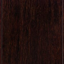 "Renew and Restore 11"" Engineered Strand Woven Bamboo Flooring in Walnut"