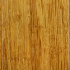 "Renew and Restore 5"" Engineered Strand Woven Bamboo Flooring in Natural"