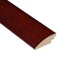 "0.38"" x 2"" Teak Hard Surface Reducer in Cherry"