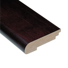 "0.5"" x 3.5"" Walnut Stair Nose in Java"
