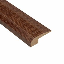 "0.38"" x 2.13"" Elm Carpet Reducer in Walnut"