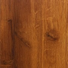 10mm Click Lock Hawaiian Koa Laminate in Caramel