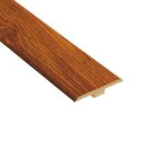 "0.25"" x 1.44"" Laminate Hawaiian Koa T-Molding in Caramel"