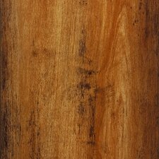 10mm Click Lock Distressed Maple Laminate in Honey