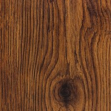 10mm Click Lock Oak Laminate in Burnt Caramel