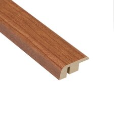 "0.5"" x 1.31"" Laminate Carpet Reducer in Canyon Cherry"