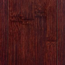 "3-3/4"" Solid Bamboo Flooring in Chestnut"
