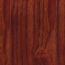 "Hardwood 3-1/2"" Solid Teak Flooring in Cherry"