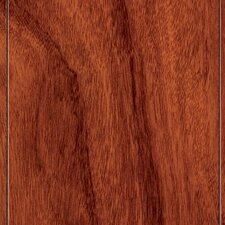 10mm Click Lock Santos Mahogany Laminate in Resin-Coated Cellulose