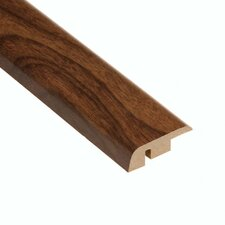 "0.5"" x 1.25"" Laminate Carpet Reducer in Monterrey Walnut"