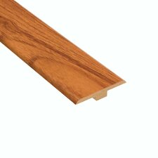 "0.25"" x 1.44"" Laminate T-Molding in Santé Fe Oak"