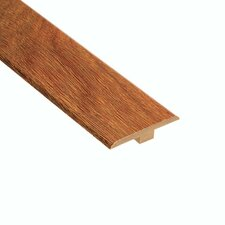 "0.25"" x 1.44"" Laminate T-Molding in Natural Mahogany"