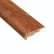"0.44"" x 2.25"" Laminate Stair Nose in Natural Mahogany"