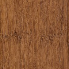 "Tropical 3-7/8"" Solid Strand Woven Bamboo Flooring in Harvest"