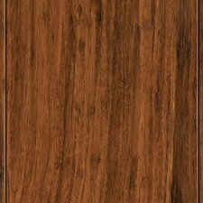 "<strong>Home Legend</strong> 3-3/4"" Engineered Woven Bamboo Flooring in Toast"