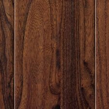 "Hardwood 3-1/2"" Engineered Elm Flooring in Walnut"