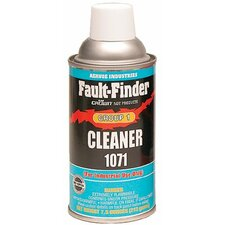 Group 1 Cleaner, Penetrant, & Developer - fault finder cleaner group 1 (Set of 12)