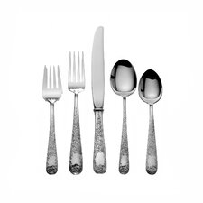 Old Maryland Engraved 46 Piece Flatware Set