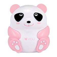 Pink Panda Pediatric Compressor Nebulizers System