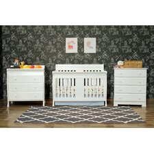 Porter 3 Drawer Changer Dresser