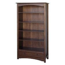 "Jayden 71"" H 4 Shelf Bookcase"