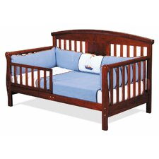 <strong>DaVinci</strong> Elizabeth II Convertible Toddler Bed